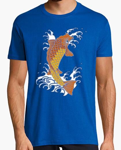 Tee-shirt Carpe Koi