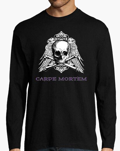 Tee-shirt carpe mortem