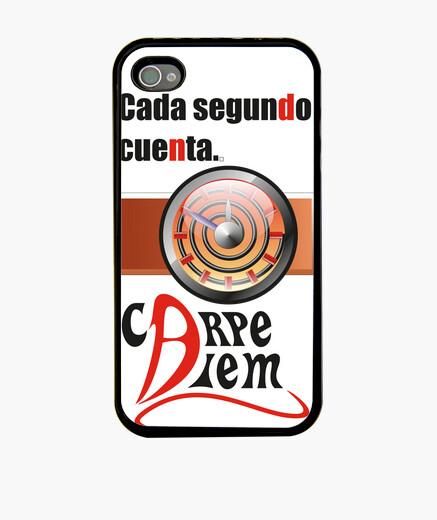 Funda iPhone CarpeDiem cada segundo