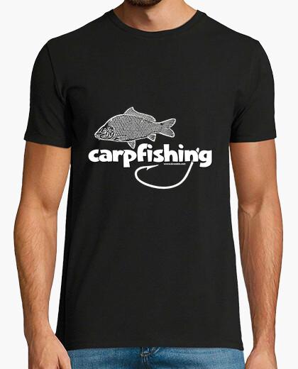Camiseta Carpfishing Hombre