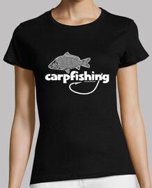 Carpfishing Mujer