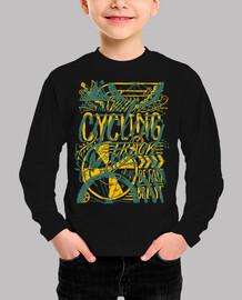 carrera de ciclismo deportivo
