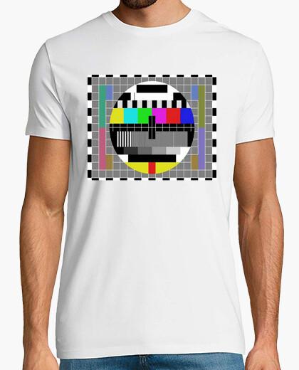 T-shirt carta di prova