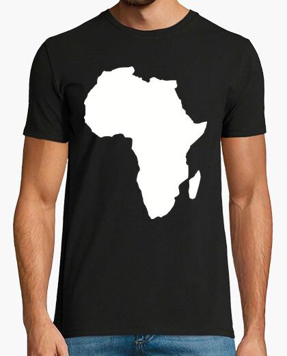 Tee-shirt carte afrique