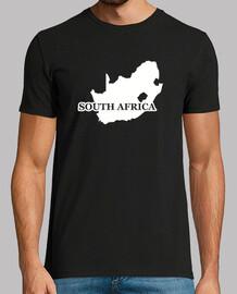 carte de l39afrique du sud