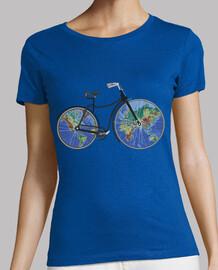 carte du roues vélo / roues