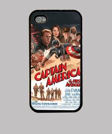 Cartel Capitan America 2