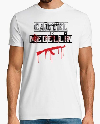 Tee-shirt Cartel de Medellín - Pablo Escobar