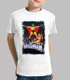Cartel película Argoman años 60