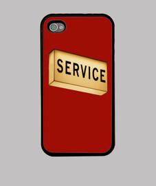 Cartel Servicio Service