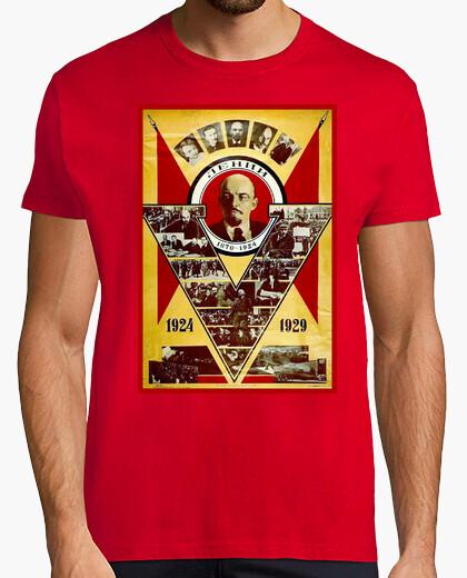 Camiseta Cartel soviético - Lenin