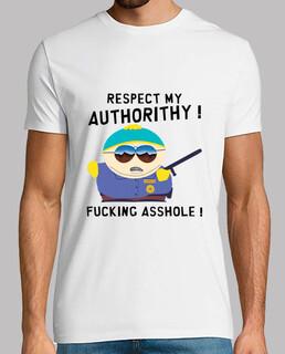 Cartman Respect My Authorithy