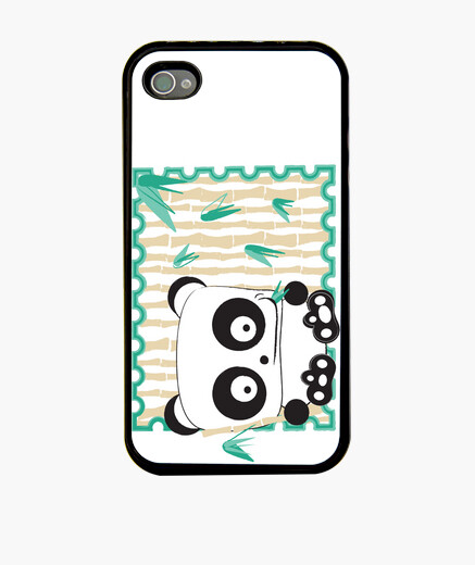 Cover iPhone cartoni animati panda