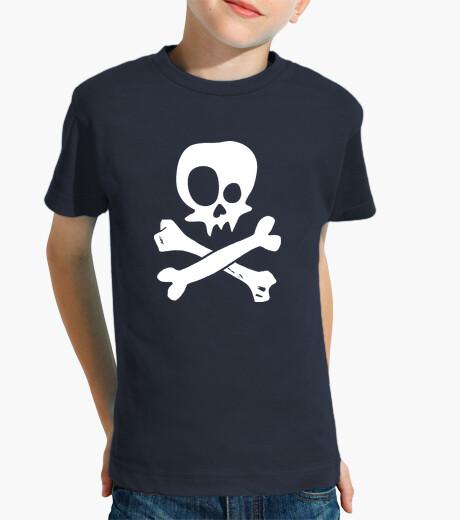 Ropa infantil Cartoon Skull