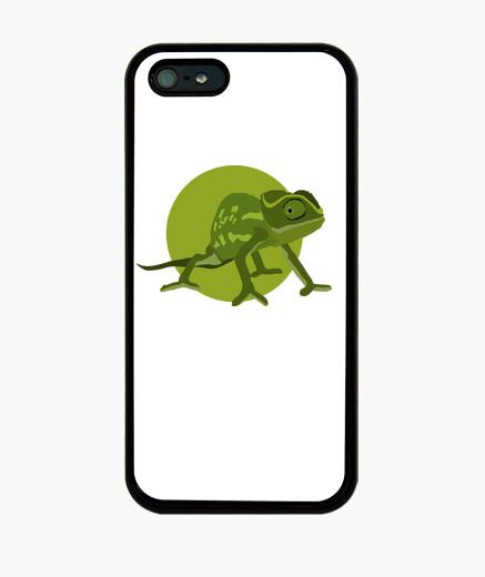 Coque iPhone cas de l'iphone 5 - chameleon