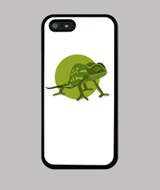 cas de l'iphone 5 - chameleon