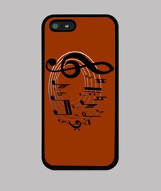 Cas de l'iphone musique