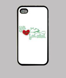 cas d'iphone je aime jai alai