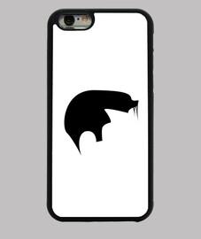 cas iphone 6 alex turner toupe - singes arctiques