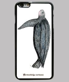 cas iphone 6 plus tortue luth (dermochelys coriacea)