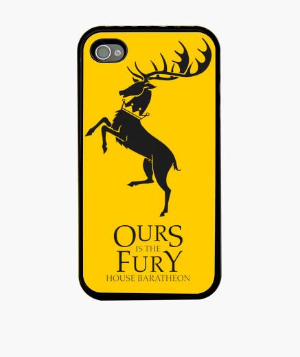 Funda iPhone Casa Baratheon - Juego de Tronos
