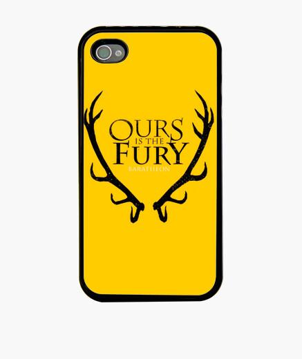 Funda iPhone Casa Baratheon 2 - Juego de Tronos
