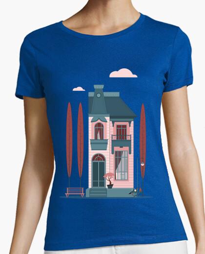 Camiseta casa de conejos