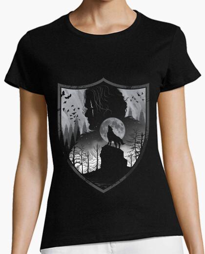 Camiseta casa de la camisa de los direwolves