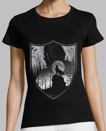 casa de la camisa de los direwolves