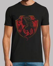 casa de la camisa de los dragones