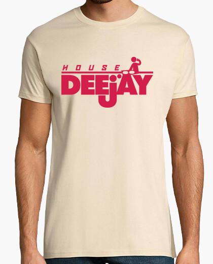 T-shirt casa deejay