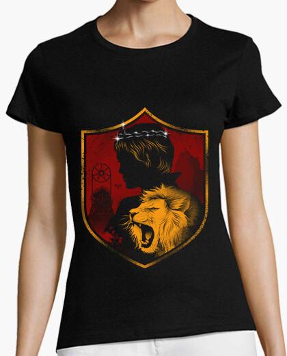 Camiseta casa del león camisa mujer