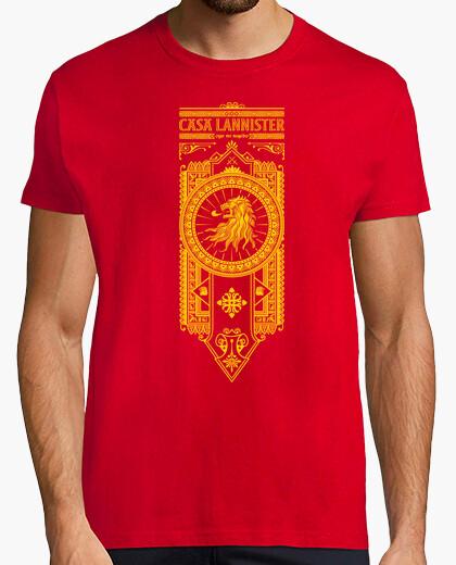 Camiseta Casa Lannister
