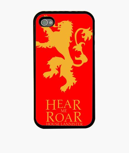 Funda iPhone Casa Lannister 2 - Juego de Tronos