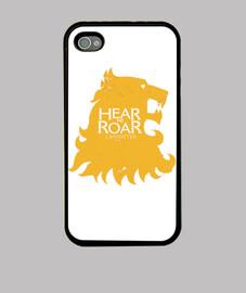 Casa Lannister Juego de tronos  Fundas IPhone