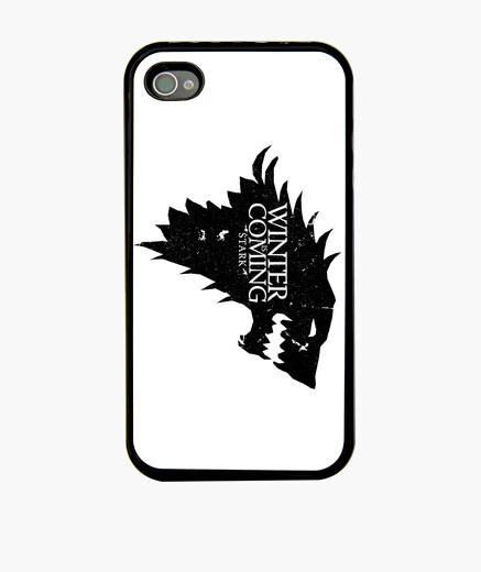 Funda iPhone Casa Stark - Juego de Tronos