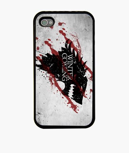 Funda iPhone Casa Stark 3 - Juego de Tronos