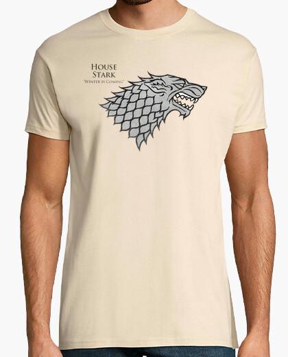Camiseta Casa Stark II