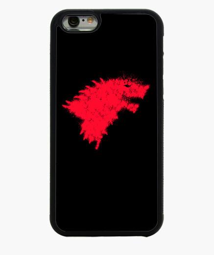 Cover iPhone 6 / 6S casa stark. il trono di spade