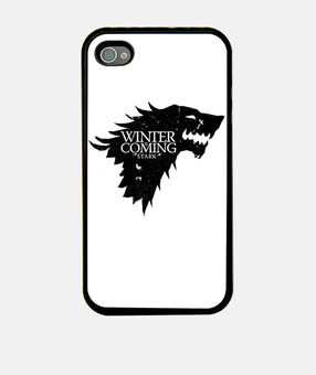 Casa Stark Juego de tronos Winter is Coming  Fundas IPhone