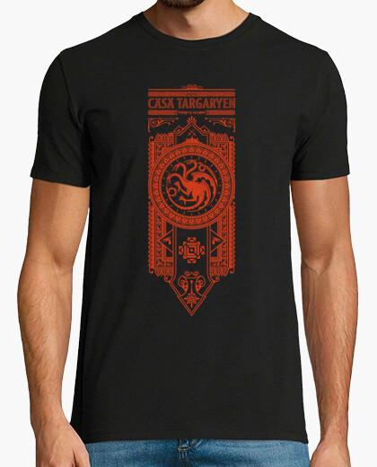 Camiseta Casa Targaryen