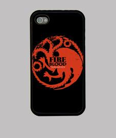 Casa Targaryen - Juego de Tronos