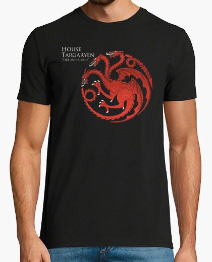 Camiseta Casa Targaryen II