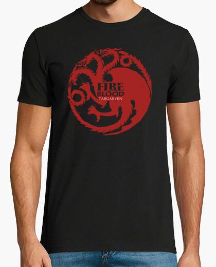 Camiseta Casa Targaryen (Juego de Tronos)