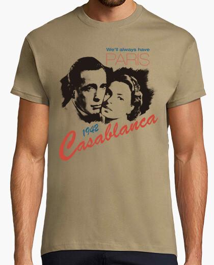 Camiseta Casablanca ENGLISH