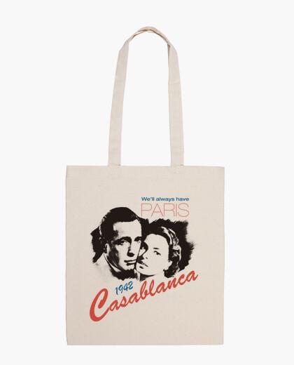 Bolsa Casablanca ENGLISH