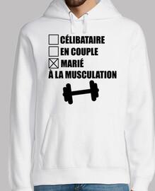 casado con culturismo muscu