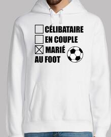 casado con el fútbol el fútbol