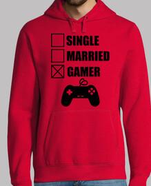 casado con videojuegos geek gamer gamin
