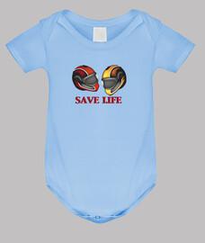 caschi save life